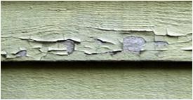 塗装の塗り替え状態の目安 木部<木製破風、ウッドデッキ‥>