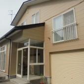 秋田市 新藤田 H様邸(外壁塗装色:ND376)