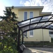 秋田市雄和A様邸 外壁塗装色:ND250、屋根塗装色:アイビー