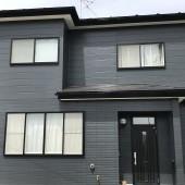 秋田市将軍野O様邸(外壁塗装・屋根塗装)
