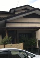 秋田市新屋H様邸の屋根塗装がスタートしました