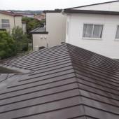 秋田市新屋H様貸家 屋根塗装
