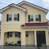にかほ市A様邸 外壁塗装・屋根塗装