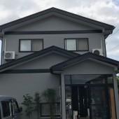秋田市飯島K様邸 外壁塗装・屋根塗装