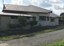 秋田市豊岩H様邸 外壁塗装・屋根塗装・板金補修スタートしました