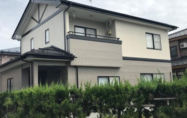 秋田市茨島S様邸 外壁塗装・屋根塗装