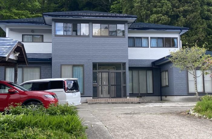 秋田市上北手A様邸 外壁塗装・屋根塗装