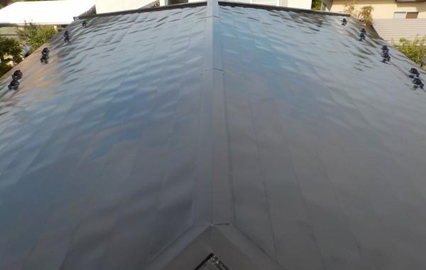 秋田市手形山 I様邸 屋根塗装