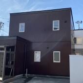 秋田市楢山 U様邸 外壁塗装・屋根塗装