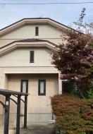 秋田市泉S様邸の屋根塗装 着工しました。