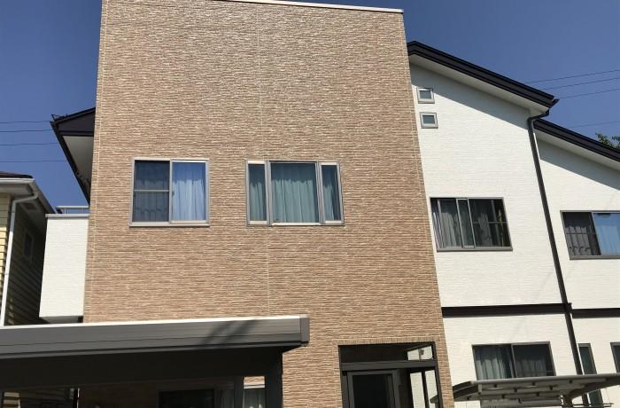 秋田市千秋S様邸(外壁塗装・屋根塗装)