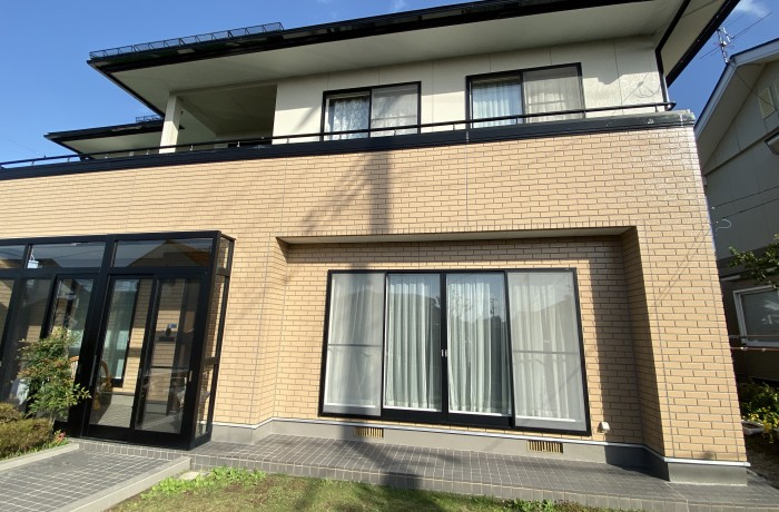 秋田市桜ガ丘G様邸 外壁塗装・屋根塗装