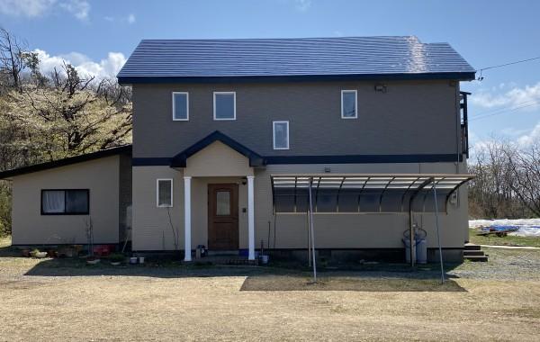 秋田市浜田S様邸 外壁塗装・屋根塗装