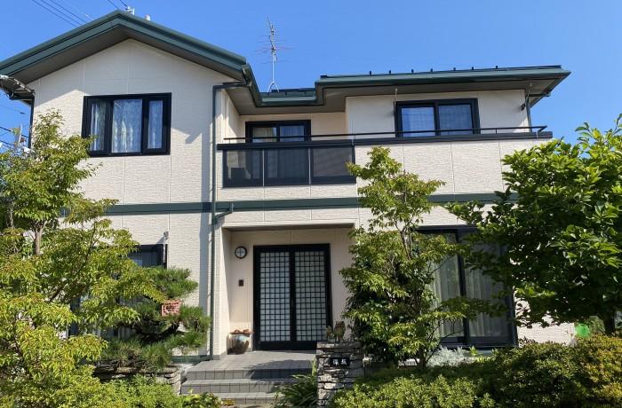 秋田市土崎港H様邸 外壁塗装・屋根塗装