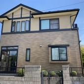 秋田市保戸野 K様邸 外壁塗装・屋根塗装