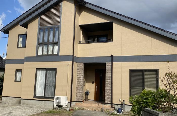 由利本荘市S様邸 外壁塗装・屋根塗装