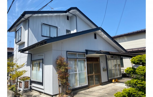 秋田市広面K様邸 外壁塗装・屋根塗装