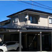 秋田市新屋K様邸 外壁塗装・屋根塗装