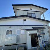 秋田市横森S様邸 外壁塗装・テラス ポリカ屋根交換